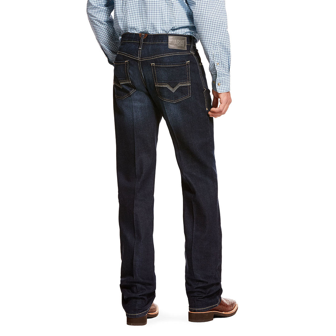Ariat M2 Relaxed Stretch Bookie Boot Cut Memphis Mens Jean