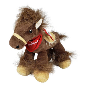 Howie the Horse Calgary Stampede Stuffed Animal