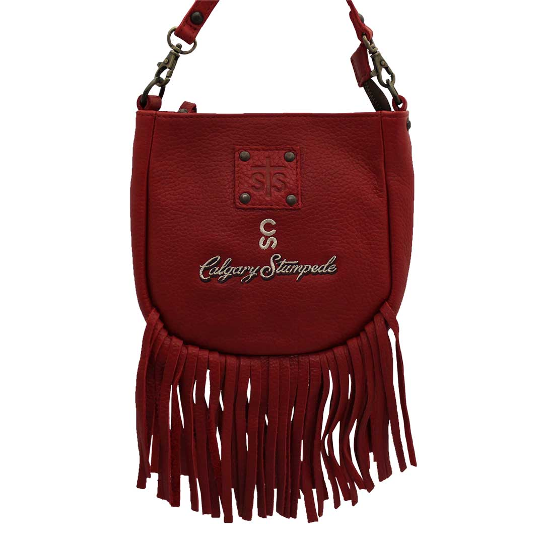 STS Ranchwear Calgary Stampede Fringe Cross Body Bag