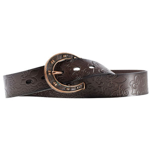 Ariat Charmed Brown Belt