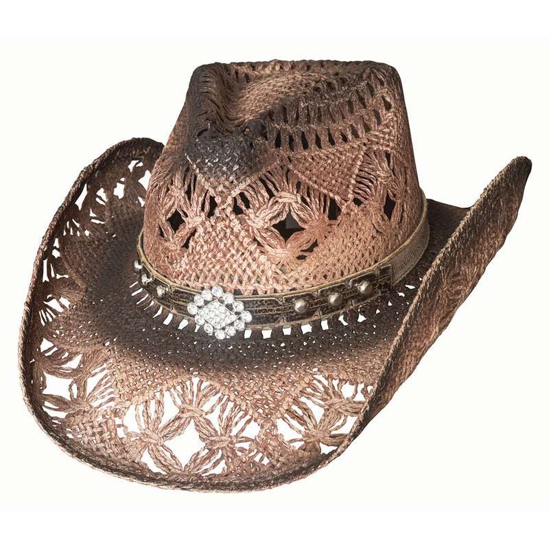 Bullhide Hats Women's Magnificent Straw Cowboy Hat
