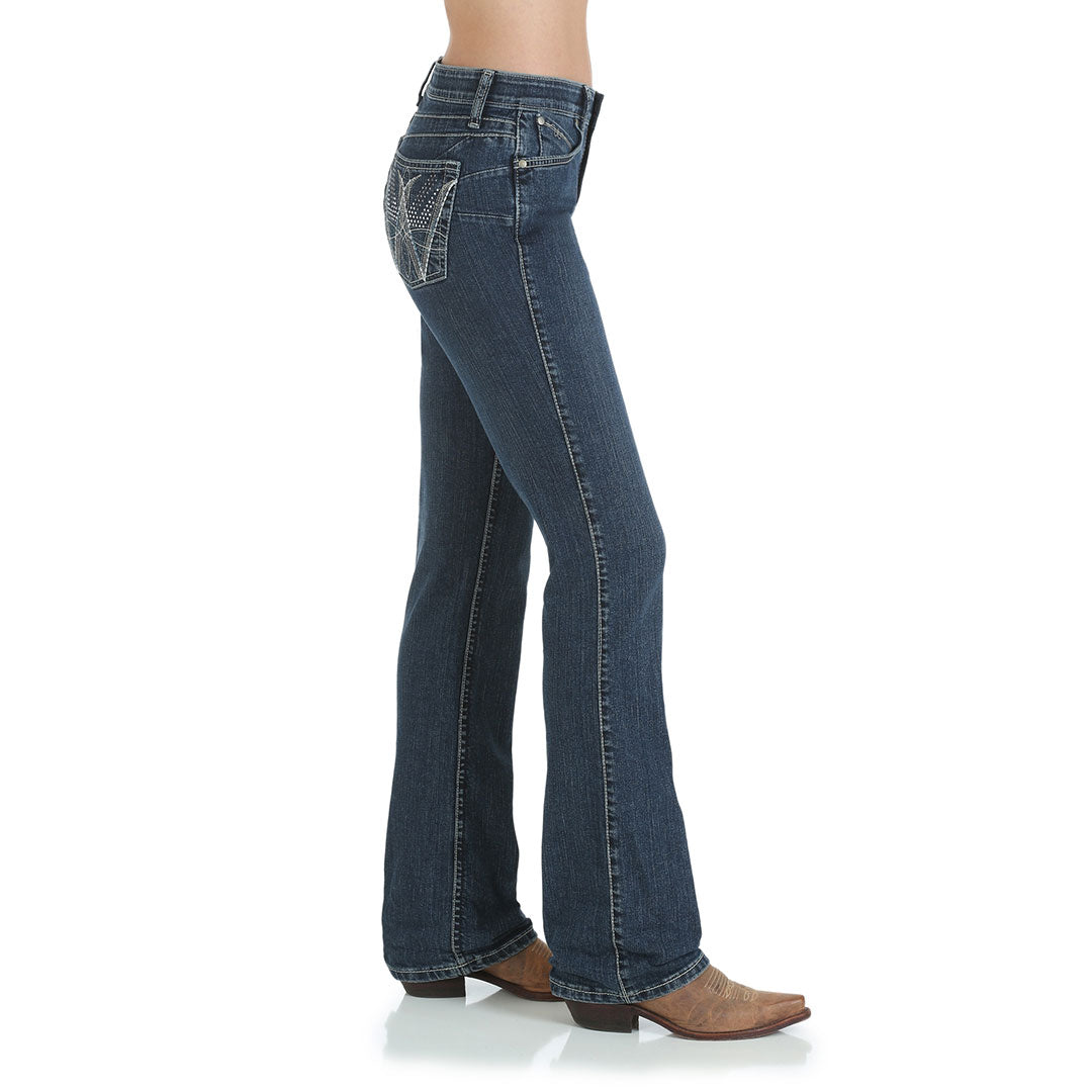 Wrangler Ultimate Riding Q-Baby Booty Up Women's Jeans