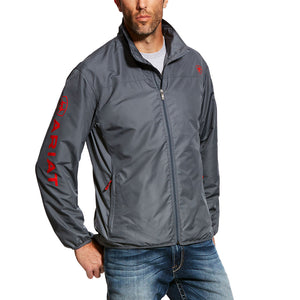Ariat Ideal Logo Windbreaker Jacket