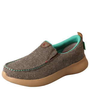 Twisted X REVA12 Eco Slip On Womens Driving Moc