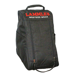 Cowboy Collection Lammle's Logo Boot Bag