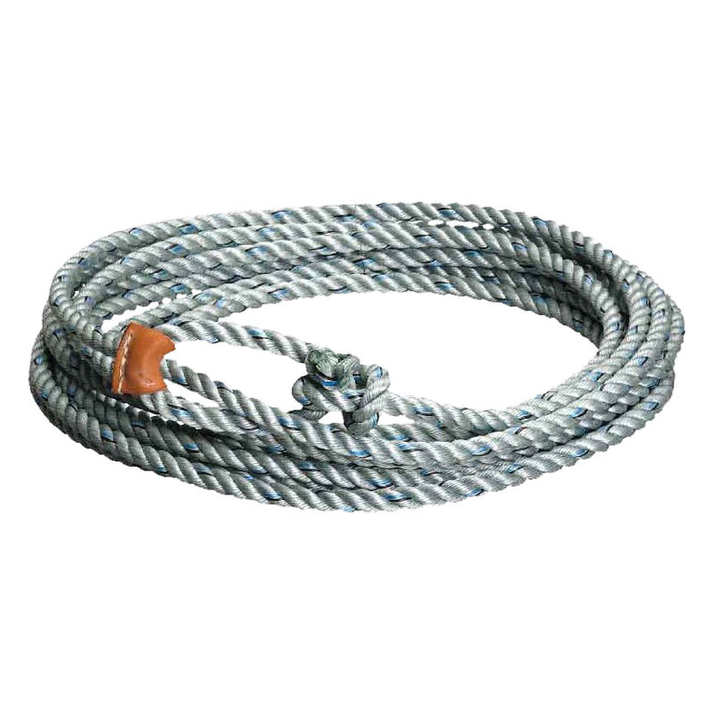 Colorado Saddlery 30Ft Silver Dot Ranch Rope