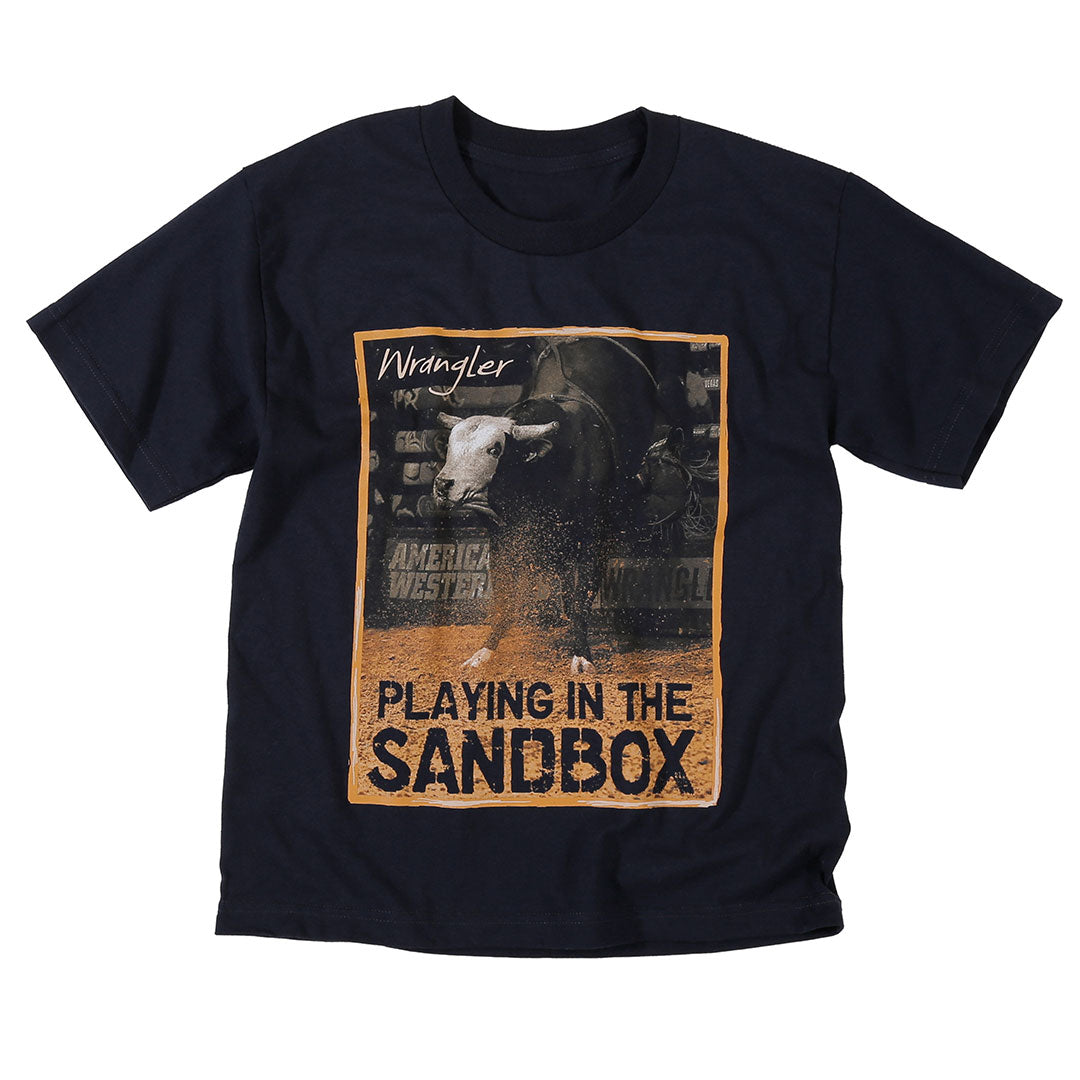 Wrangler Playing in the Sandbox T-Shirt