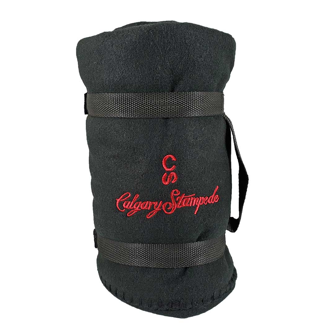 Calgary Stampede Fleece Blanket