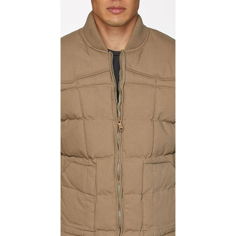 Rodeo Clothing Canvas Winter Vest