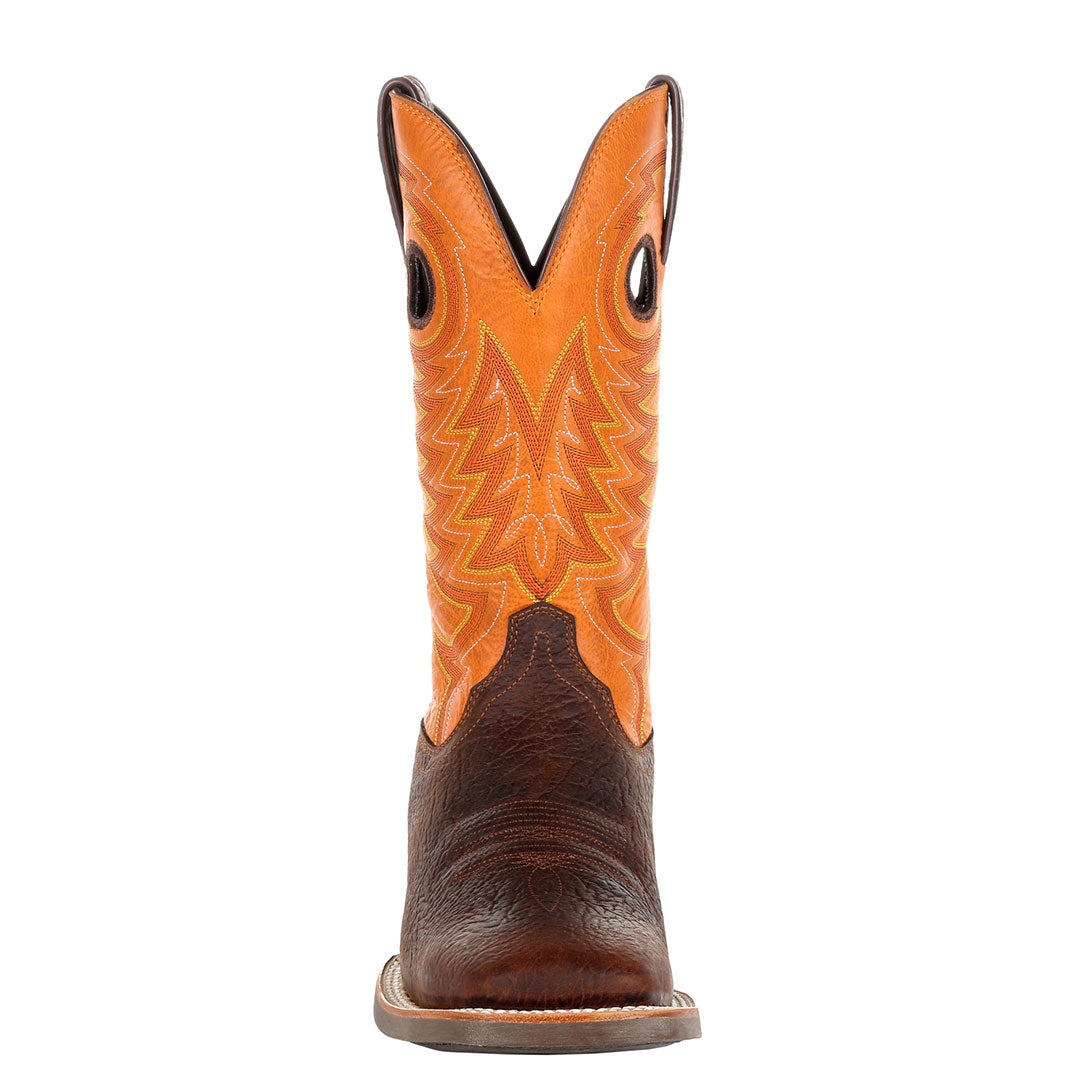 Durango Rebel Pro Orange Cowboy Boot