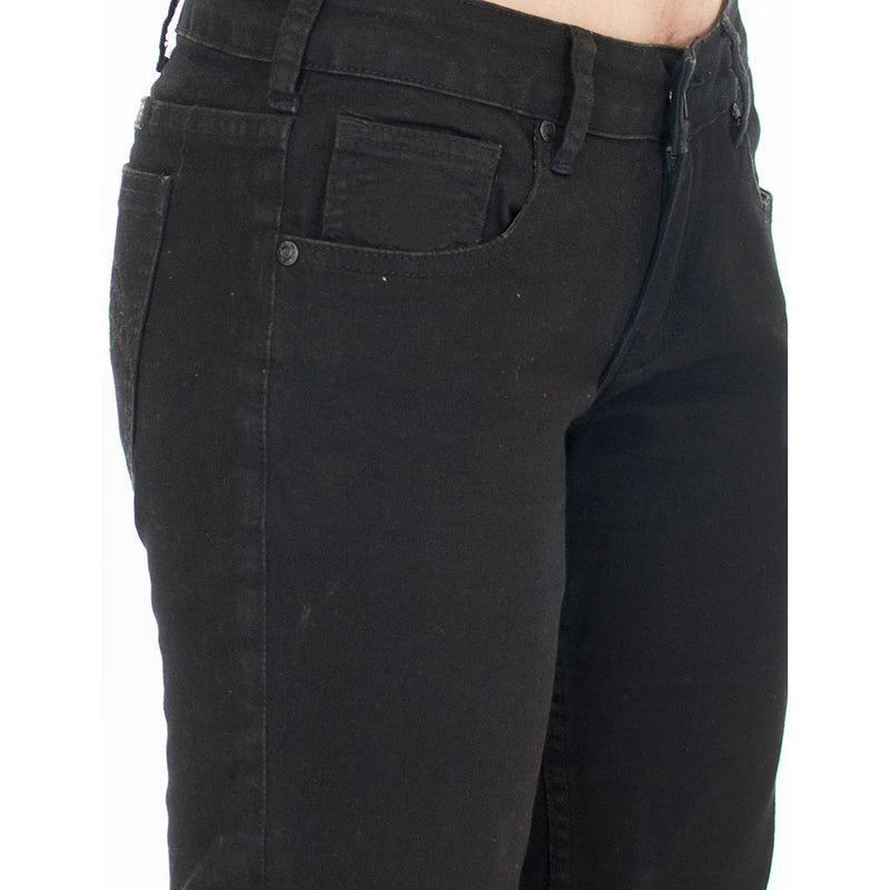 Cowgirl Tuff Just Tuff Women's Black Trouser Jean