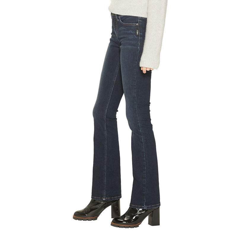 Silver Jeans Women's Suki Mid Rise Bootcut Jeans