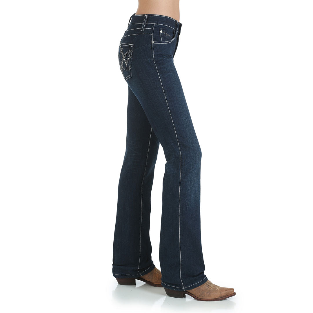 Wrangler Ultimate Riding Q-Baby Booty Up Women's Jean
