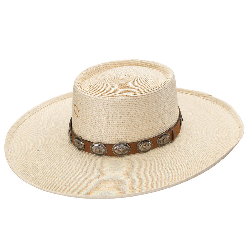 Charlie 1 Horse Women's High Desert Wide Brim Straw Hat