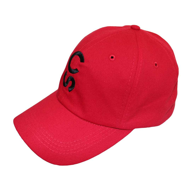 Red Flex Fit Calgary Stampede Logo Cap