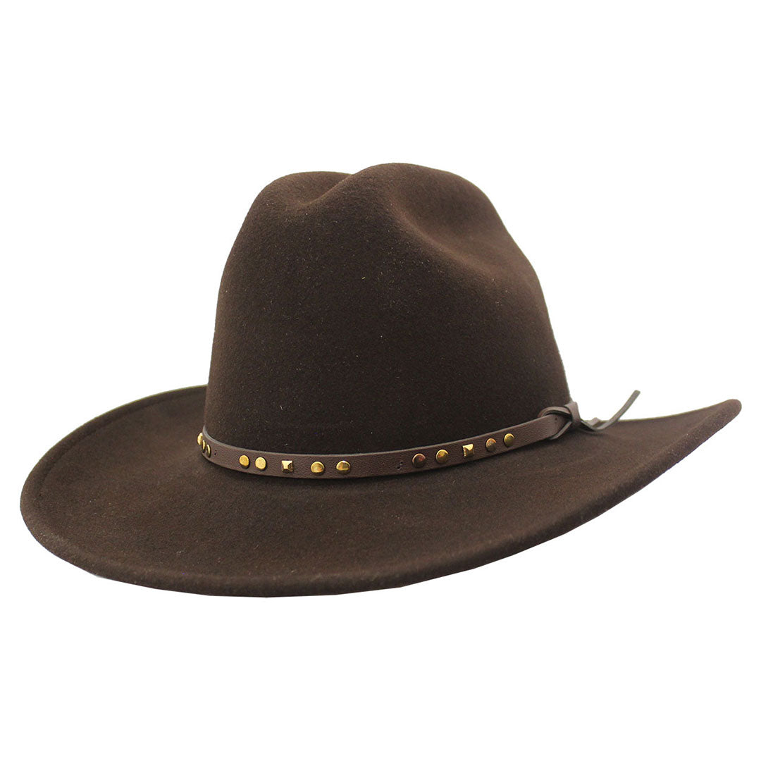 Wind River by Bailey Chisholm Crushable Felt Cowboy Hat