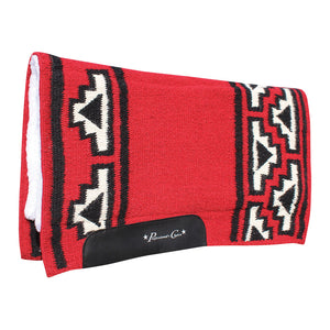 Professional's Choice Comfort-Fit Red Navajo Pad