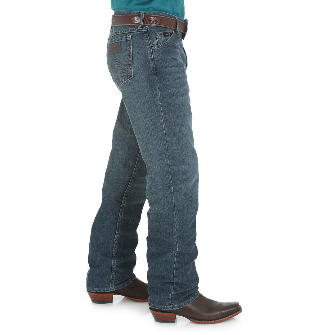 Wrangler Men's 20X Cool Vantage Relaxed Fit Jean