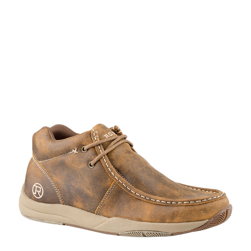 Roper Men's Clearcut Vintage Chukka Shoe