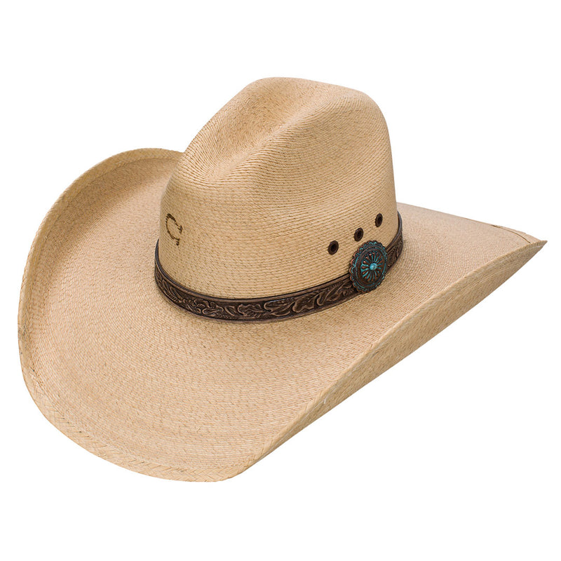 Charlie 1 Horse Honey Hush Straw Cowgirl Hat