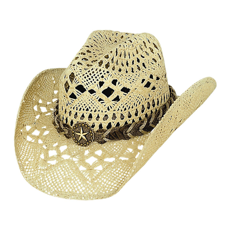 Bullhide Hats Women's Naughty Girl Straw Cowboy Hat