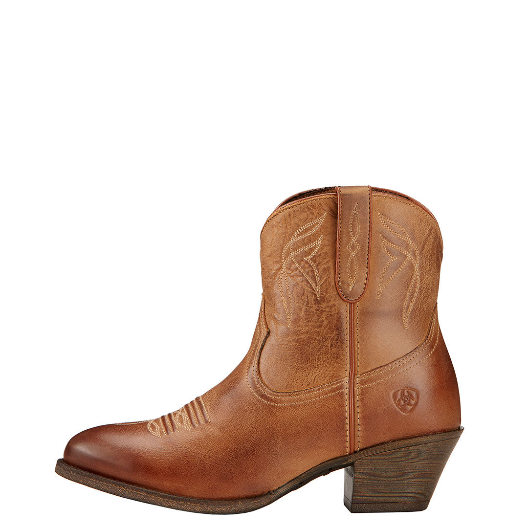 Ariat Darlin Burnt Sugar Cowgirl Boots