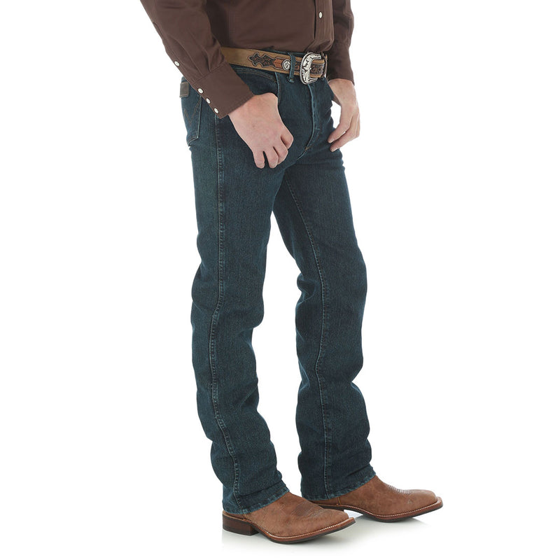 Wrangler Men's Premium Advanced Comfort Slim Fit Jeans