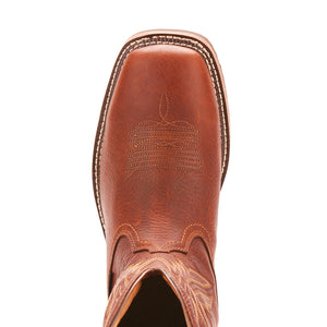 Ariat Men/'s Brown Hybrid Rancher H20 400G Boots Square Toe Work Boots 10025098