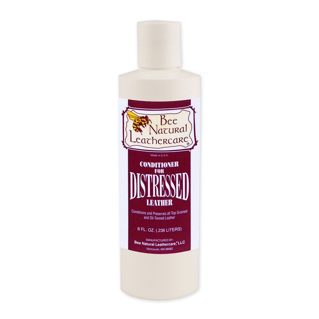 Bee Natural Leathercare Distressed Leather Conditioner