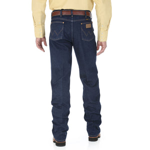 Wrangler Cowboy Cut Stretch Slim Fit Navy Jean