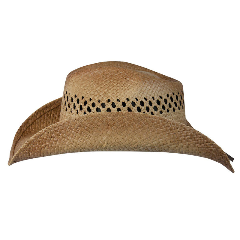 Conner Hats Tex Western Straw Shapeable Hat
