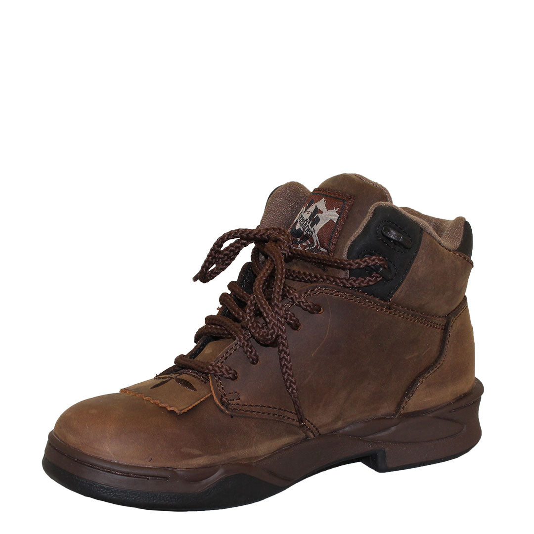 Roper Horseshoe Women's Lacer Boot