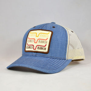 Kimes Ranch Denim 1978 Trucker Cap