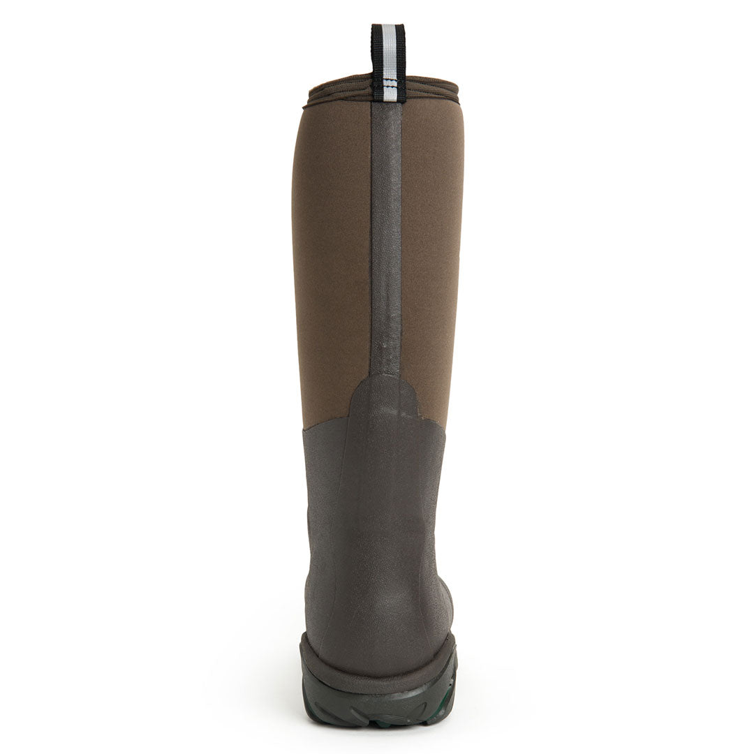 Muck Boot Co. Arctic Pro Steel Toe Tall Bark Mens Boot