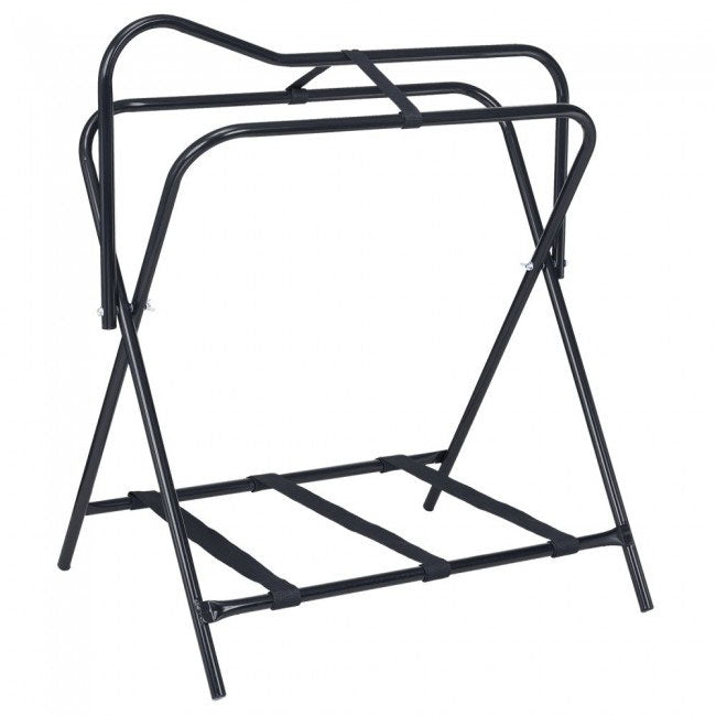 Tough-1 Folding Floor Saddle Rack