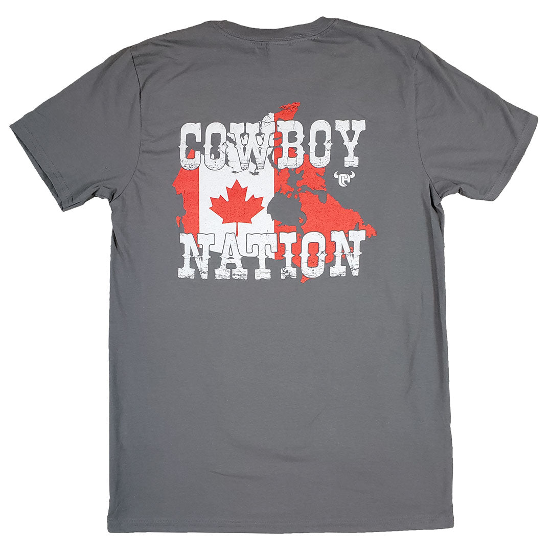 Cowboy Hardware Canadian Cowboy Nation Tee