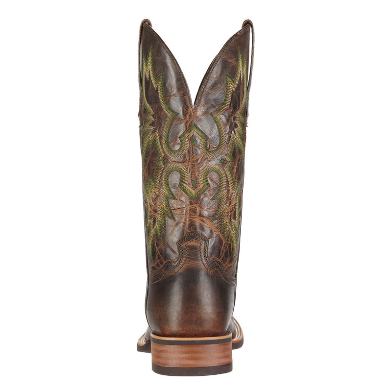Ariat Men's Tombstone Square Toe Cowboy Boots