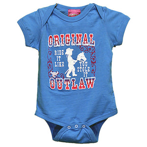 Cowgirl Hardware Original Outlaw Romper