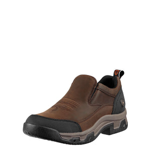Ariat Rockwood Slip On Mens Brown Shoe