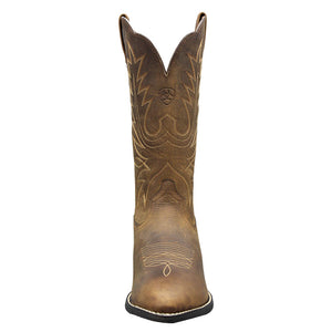 20144a77104 Ariat Heritage Western Distressed Brown Cowgirl Boots