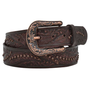 Angel Ranch Feather Stud Belt