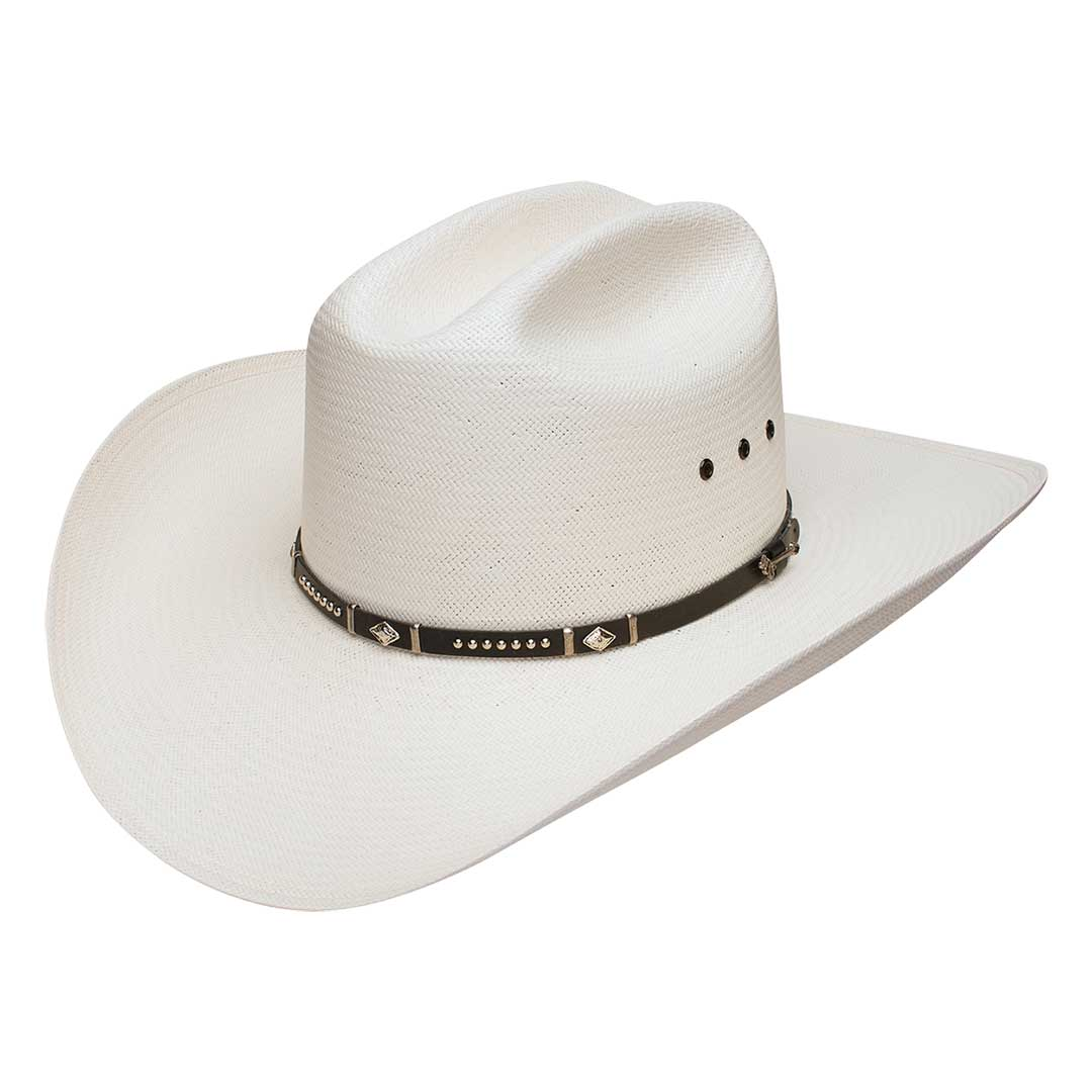 Stetson Lucky 7 Straw Cowboy Hat
