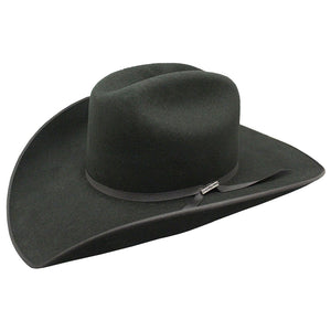 Serratelli Catt4 Black Felt Cowboy Hat