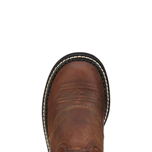 730941b9656 Ariat Probaby Driftwood Brown Boots
