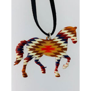 Cindy Smith Southwest Painted Horse Set