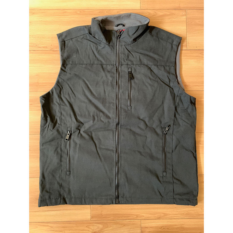 Rodeo Clothing Canvas Fleece Mens Vest