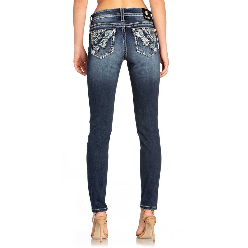 Miss Me Women's Dreamy Love Skinny Jeans