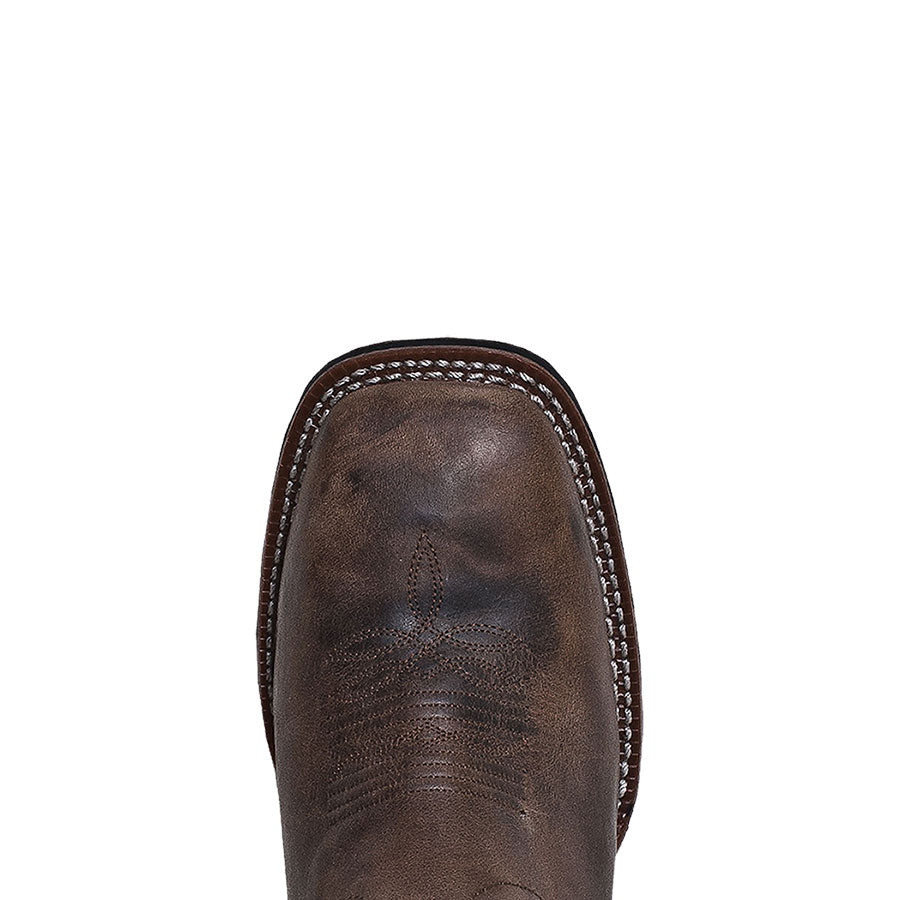 3aa782bbdcf Laredo Mesquite Light Blue Cowgirl Boots