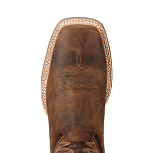 Ariat Challenger Brown Cowboy Boots