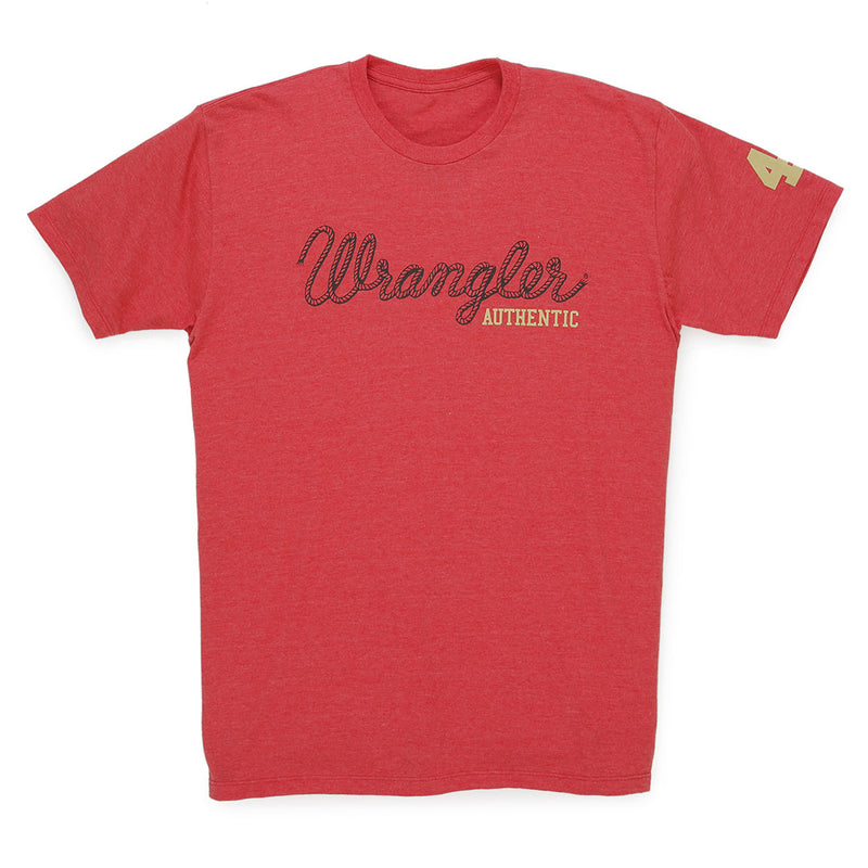 Wrangler Authentic Heather Red T-Shirt